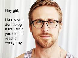 Ryan Gosling Blog