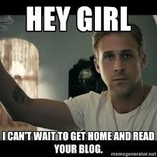 gosling4 ryan gosling hey girl meme sunshine on my shoulder,Busier Than A Meme