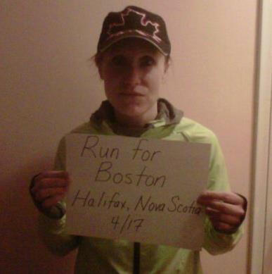 Run for Boston 4/17